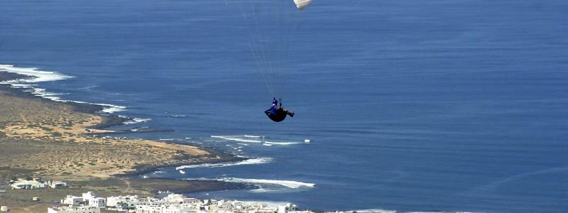 Parapente Turismo Lanzarote