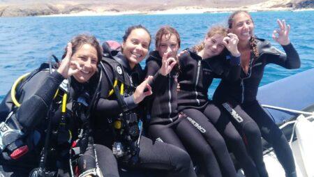 (Español) Curso Open Water PADI en Lanzarote