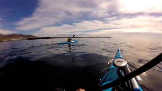 Kayak y Snorkel por las playas de Papagayo