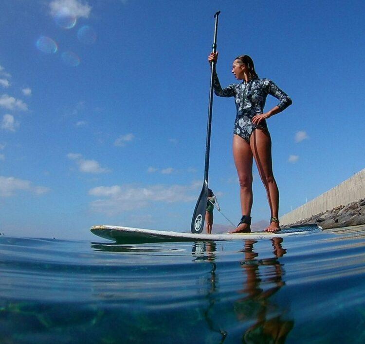 (Español) Paddle Surf en Lanzarote